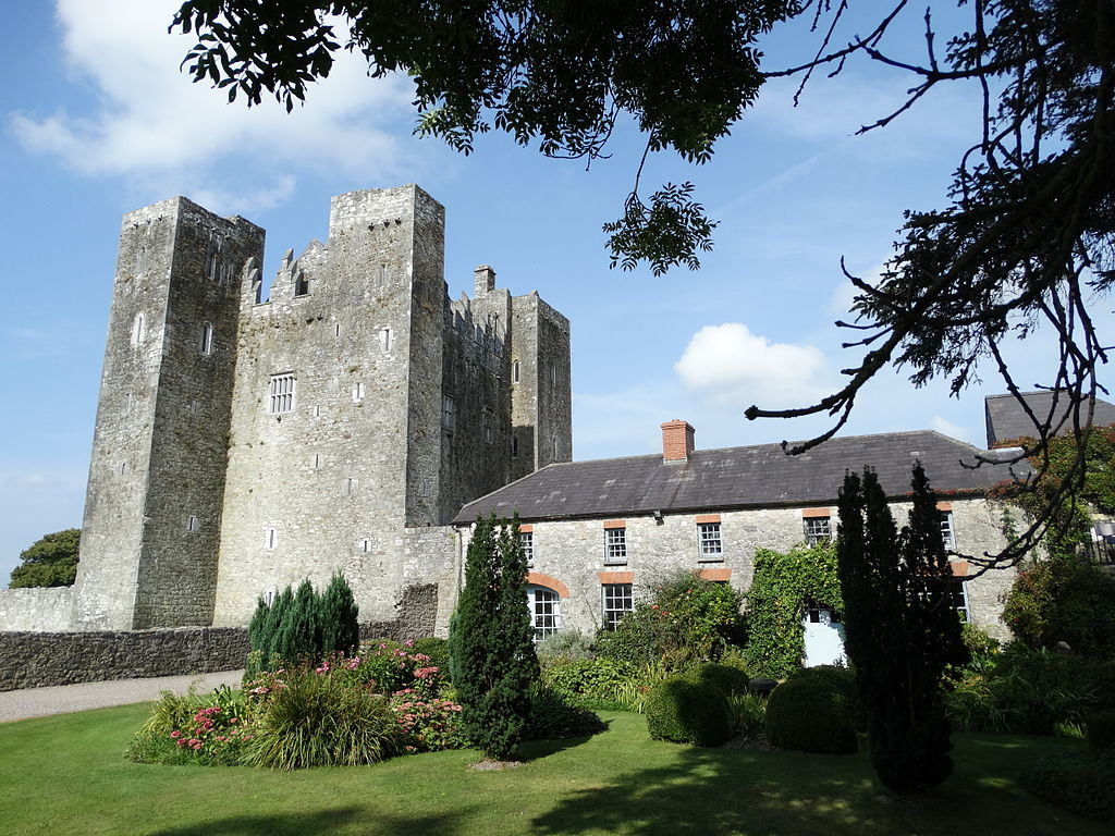 Barryscourt Castle